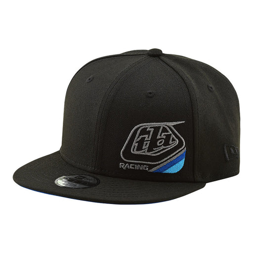 Troy Lee Designs Precision 2.0 Snapback Hat-Black