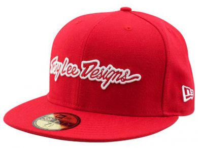 TROY LEE Classic Signature Hat | RED