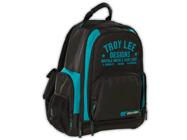 Troy Lee Basic Backpack-Race Shop-Turquoise