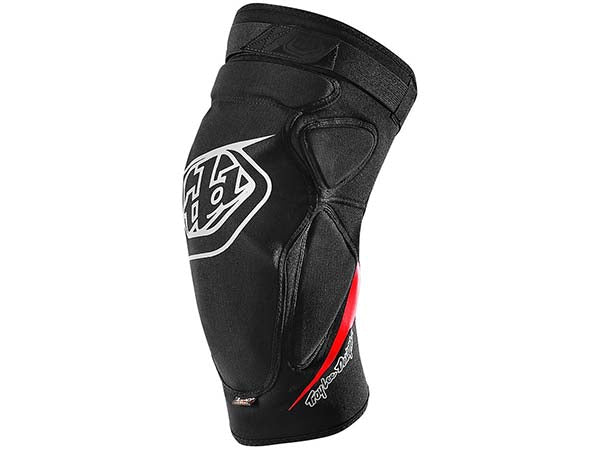 Troy Lee Designs Raid Knee Guards-Black