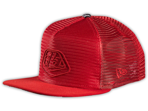 Troy Lee Trapper Hat | RED
