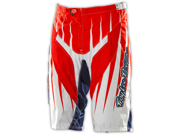TROY LEE 2014 Sprint Shorts | JOKER RED/NAVY