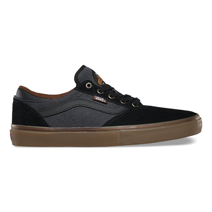 Vans Gilbert Crockett Pro Shoe-Covert Twill/Black