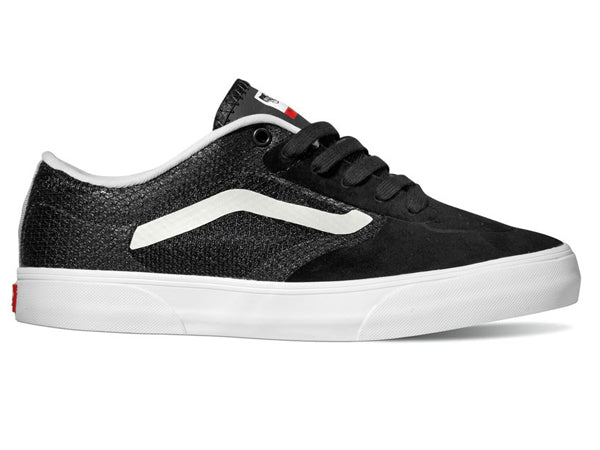 Vans Rowley Pro Lite Shoes-Black