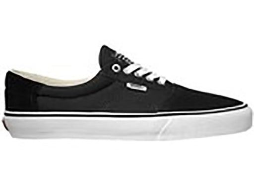 Vans Rowley Solos Shoes-Black/White