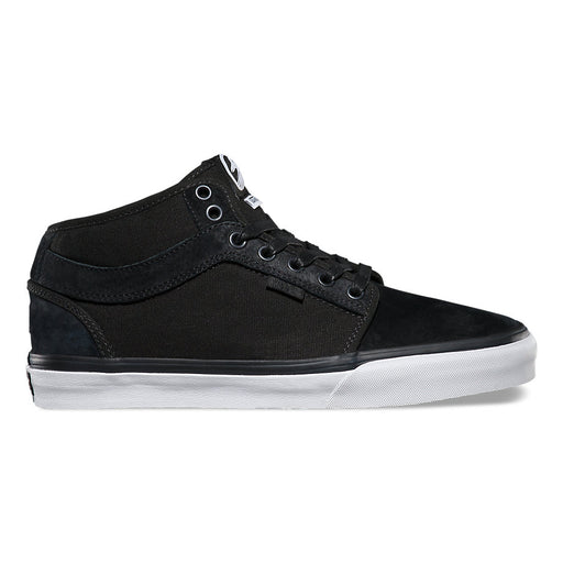 Vans Chukka Mid Shoe-Shadow/Black