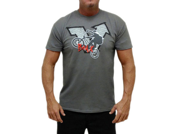 VERT Clothing Freestyly T-Shirt | BLACK (GREY)