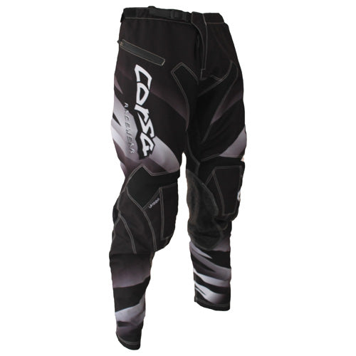 Corsa Warrior BMX Racing Pants-Black