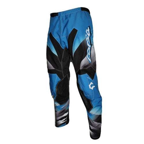 Corsa Warrior BMX Racing Pants-Blue