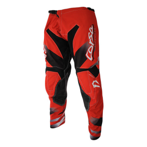 Corsa Warrior BMX Racing Pants-Red