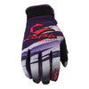 Corsa Warrior BMX Racing Gloves-Purple