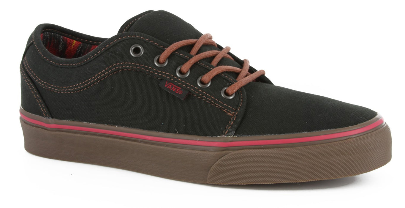 Vans Chukka Low Shoe-Wash Canvas