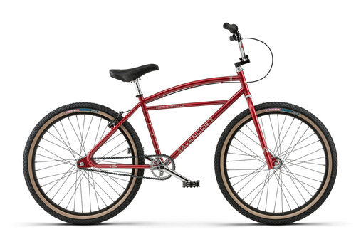 "We The People 2018 Avenger 26"" BMX Bike 23.15"" TT - Candy Red"