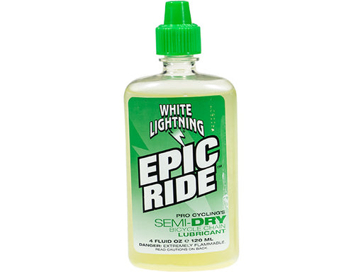 WHITE LIGHTNING Epic Ride Lubricant