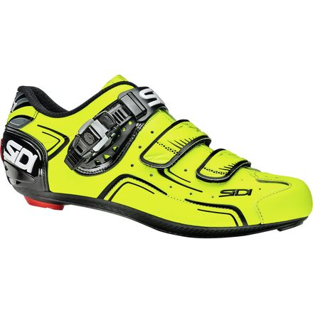 Sidi Level Shoes-Fluorescent Yellow/Black