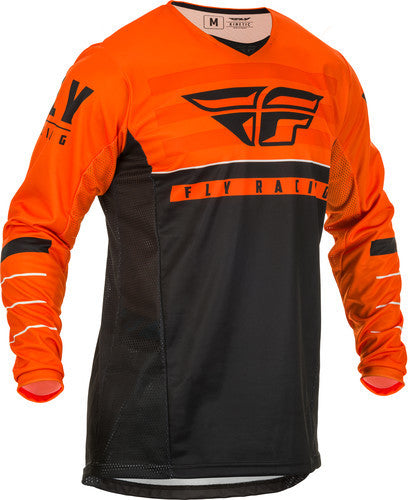 Fly Racing 2020 K120 Jersey-Orange/Black/White