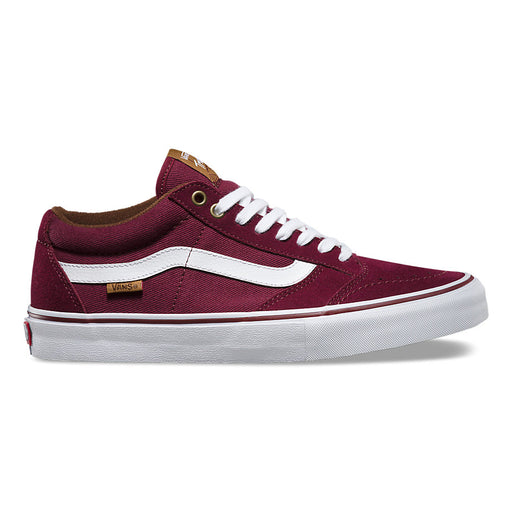 Vans TNT Signature Shoe-Port/Leather
