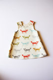 Fox Jumper Dress