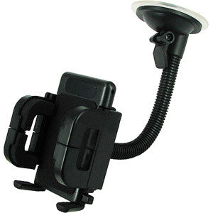Universal Holder for Gps or Smart Phone with Gooseneck