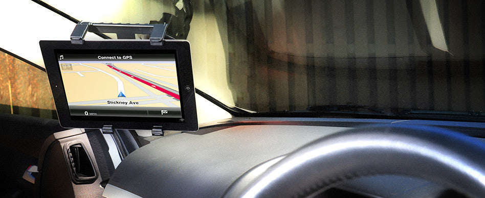 Turn your iPad into a GPS