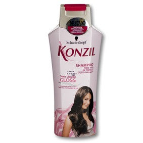 Konzil All Hair Types Shampoo 12.68oz