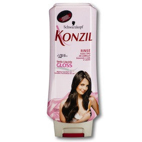 Konzil Rinse For All Types of Hair 12.68oz