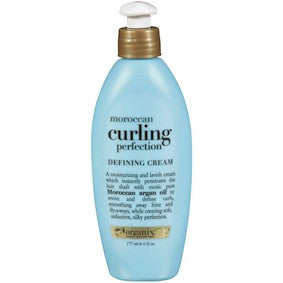 Organix Moroccan Curling Perfection Defining Cream 6oz