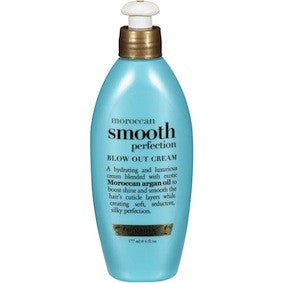 Organix Moroccan Smooth Perfection Blow Out Cream 6oz
