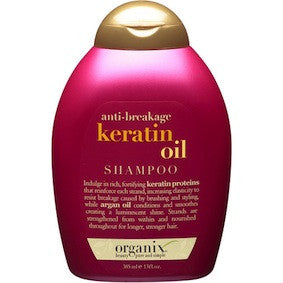 Organix Anti-Breakage Keratin Oil Shampoo 13oz