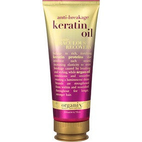 Organix Anti-Breakage Keratin Oil 3 Minute Miraculous Recovery 6.7oz