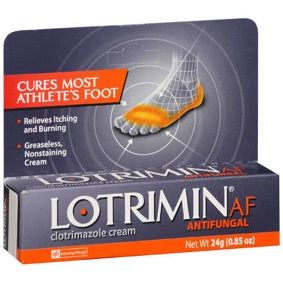 Lotrimin Anti-Fungal Cream
