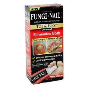 Fungi Nail Toe & Foot Ointment Maximum Strength Anti-Fungal 7oz
