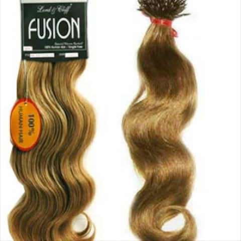 "Lord & Cliff Body Pony Fusion 16"" 90pcs 100% Human Hair"