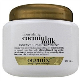 Organix Nourishing Coconut Milk Treatment 237ml
