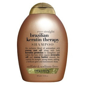 Organix Ever Straight Brazilian Therapy Shampoo 13oz