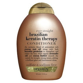 Organix Ever Straight Brazilian Therapy Conditioner 13oz