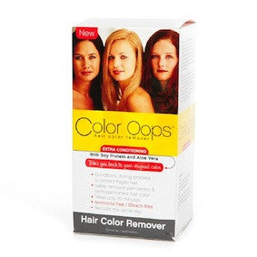 Color Oops Hair Color Remover Extra Conditioning