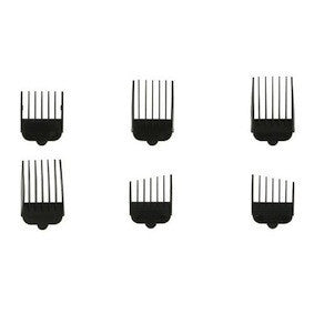 Wahl 6 Hair Clipper Guide Combs