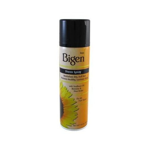 Bigen Sheen Spray Aerosol 10oz