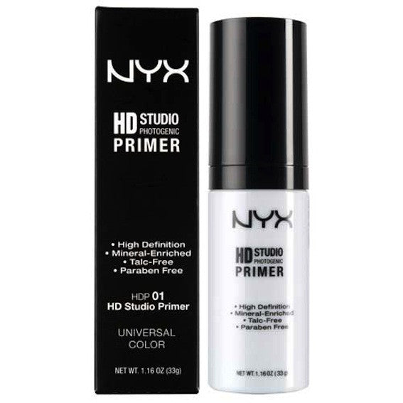 NYX HD Studio Photogenic Primer 1.16oz
