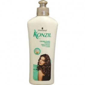 Konzil Leave in Treatment For Curly Hair 7.79oz