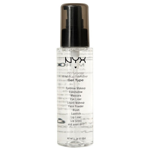 NYX All Purpose Make Up Remover Gel Type 3.04oz
