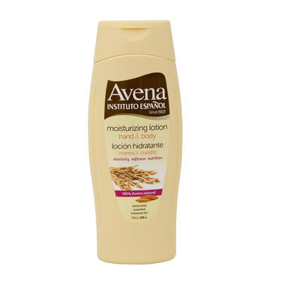 Avena Hand & Body Moisturizing Lotion 17oz