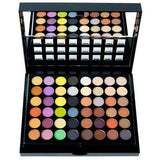 NYX Eye Shadow Palette 78 Colors Applicator/ Mirror