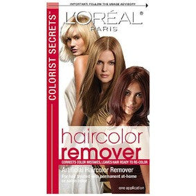 L'oreal Colorist Secrets Artificial Haircolor Remover