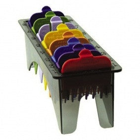 Wahl 8-Pack Cutting Guides Color-Coded