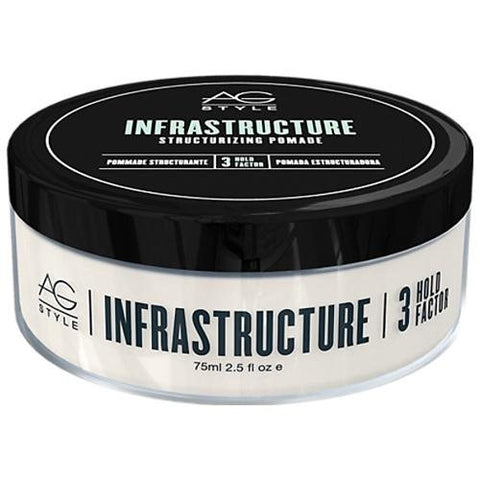 AG Style Infrastructure Structurizing Pomade 2.5oz
