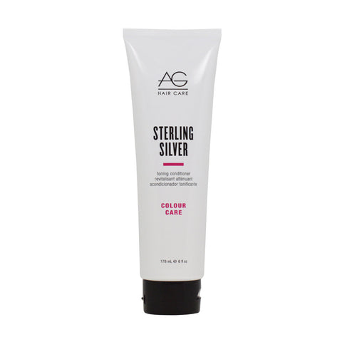 AG Colour Care Sterling Silver Toning Conditioner 6oz