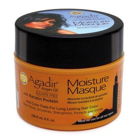 Agadir Argan Oil with Keratin Protein Moisture Masque 8oz