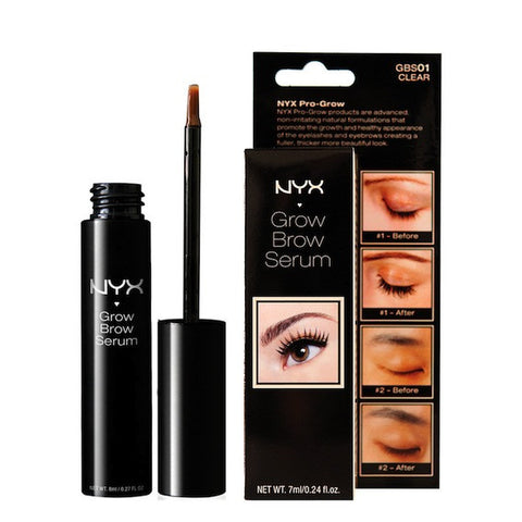 NYX Grow Brow Serum 0.24oz
